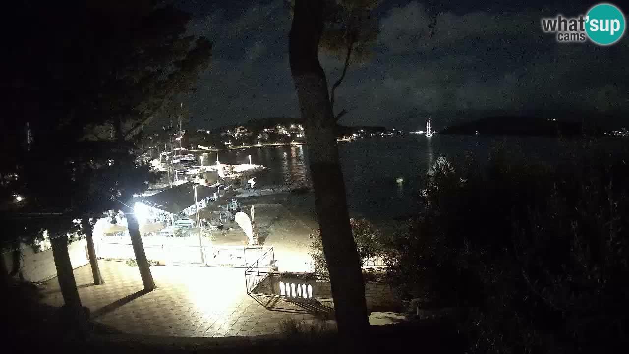 Webcam Lumbarda – Prvi Žal Strand – Korčula