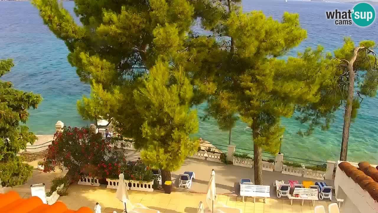 Lumbarda resort – livecam Korčula