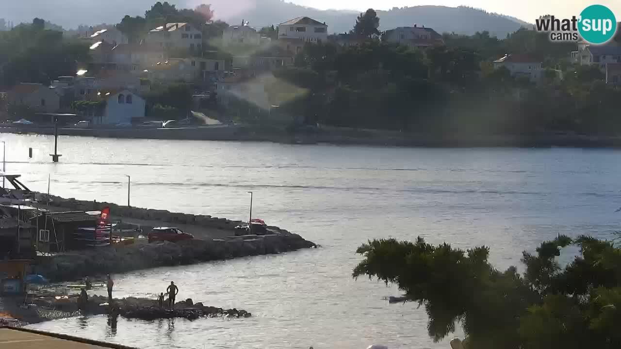 Lumbarda Resort camera en vivo Korčula