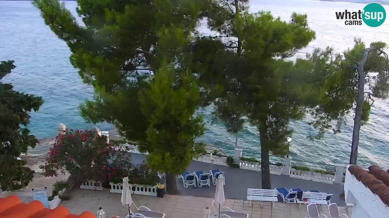 Lumbarda Resort live cam Curzola