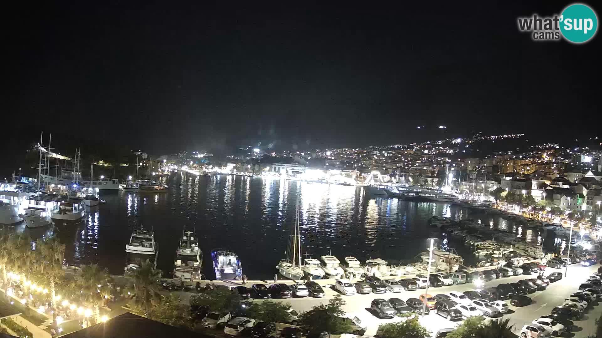 Webcam Strandpromenade von Makarska