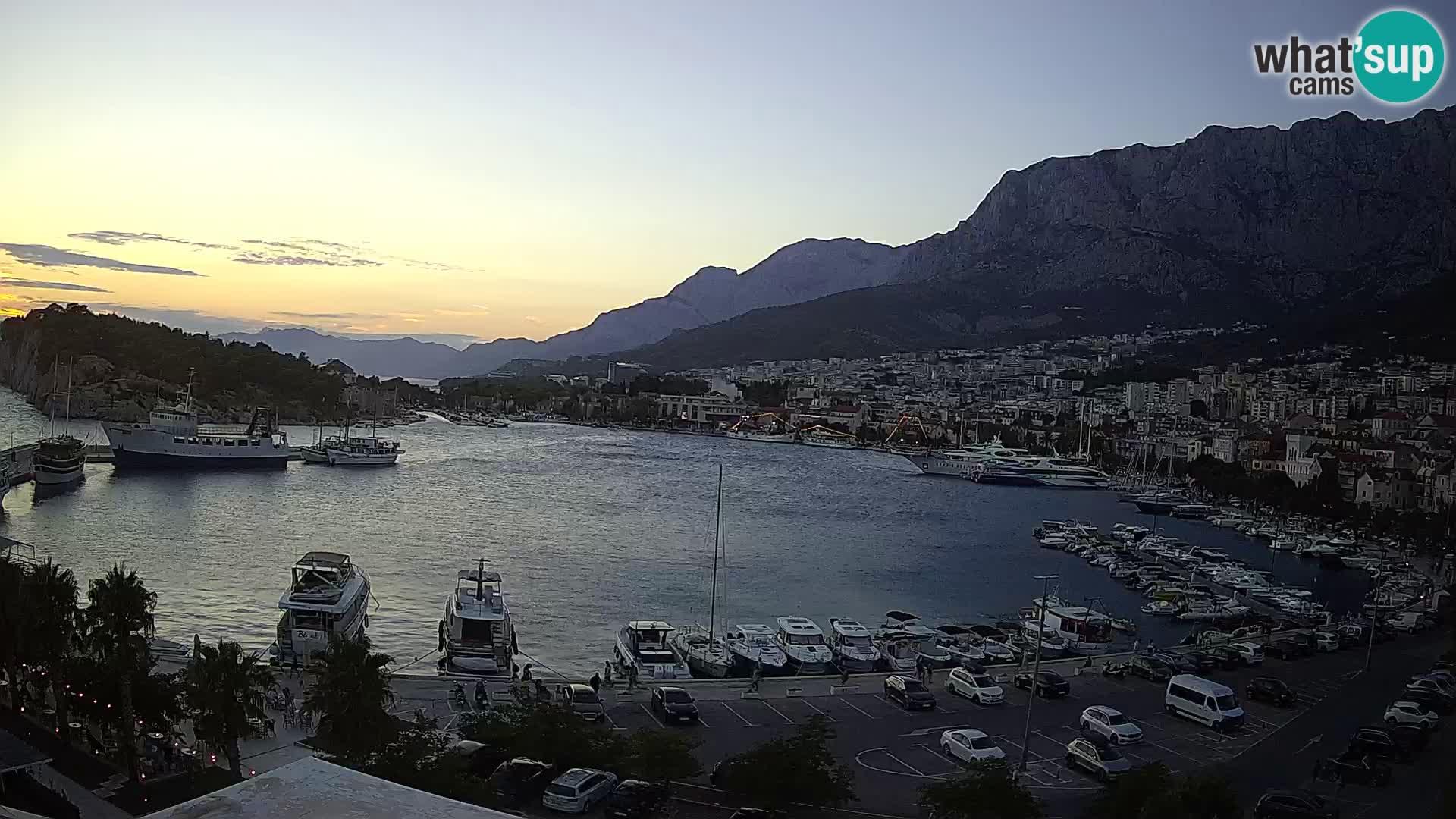 Webcam live -Lungomare di Macarsca