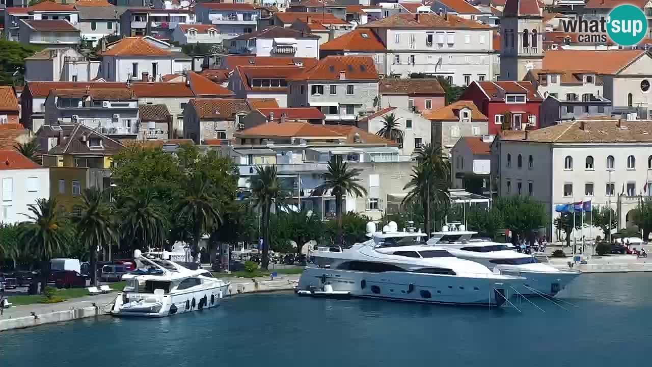 Pogled na Makarsko spletna kamera