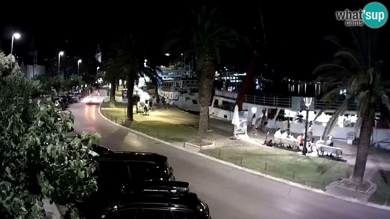 Makarska – Riva king Tomislav