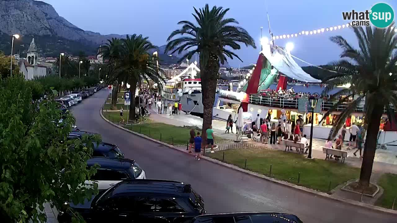 Makarska – Riva kralja Tomislava