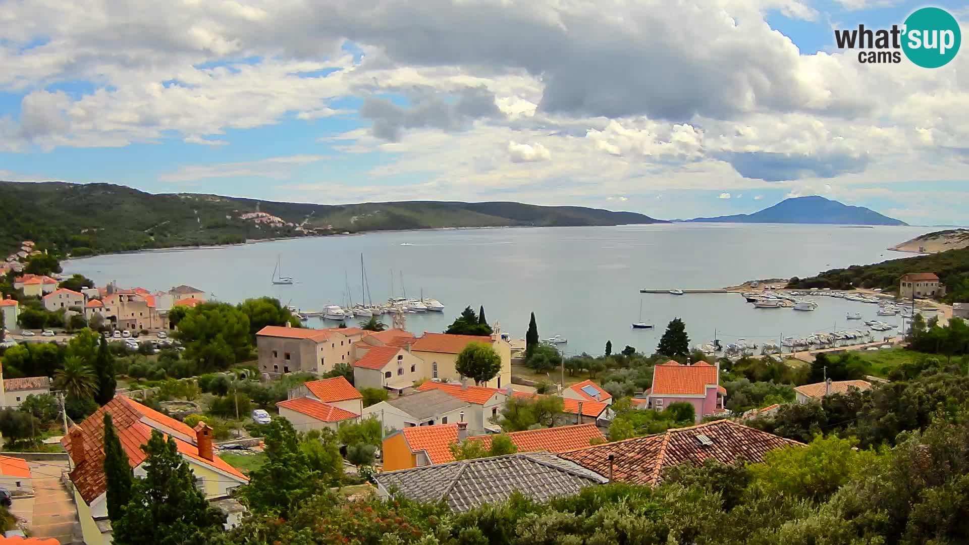 Live webcam Martinšćica – Cres island – Croatia