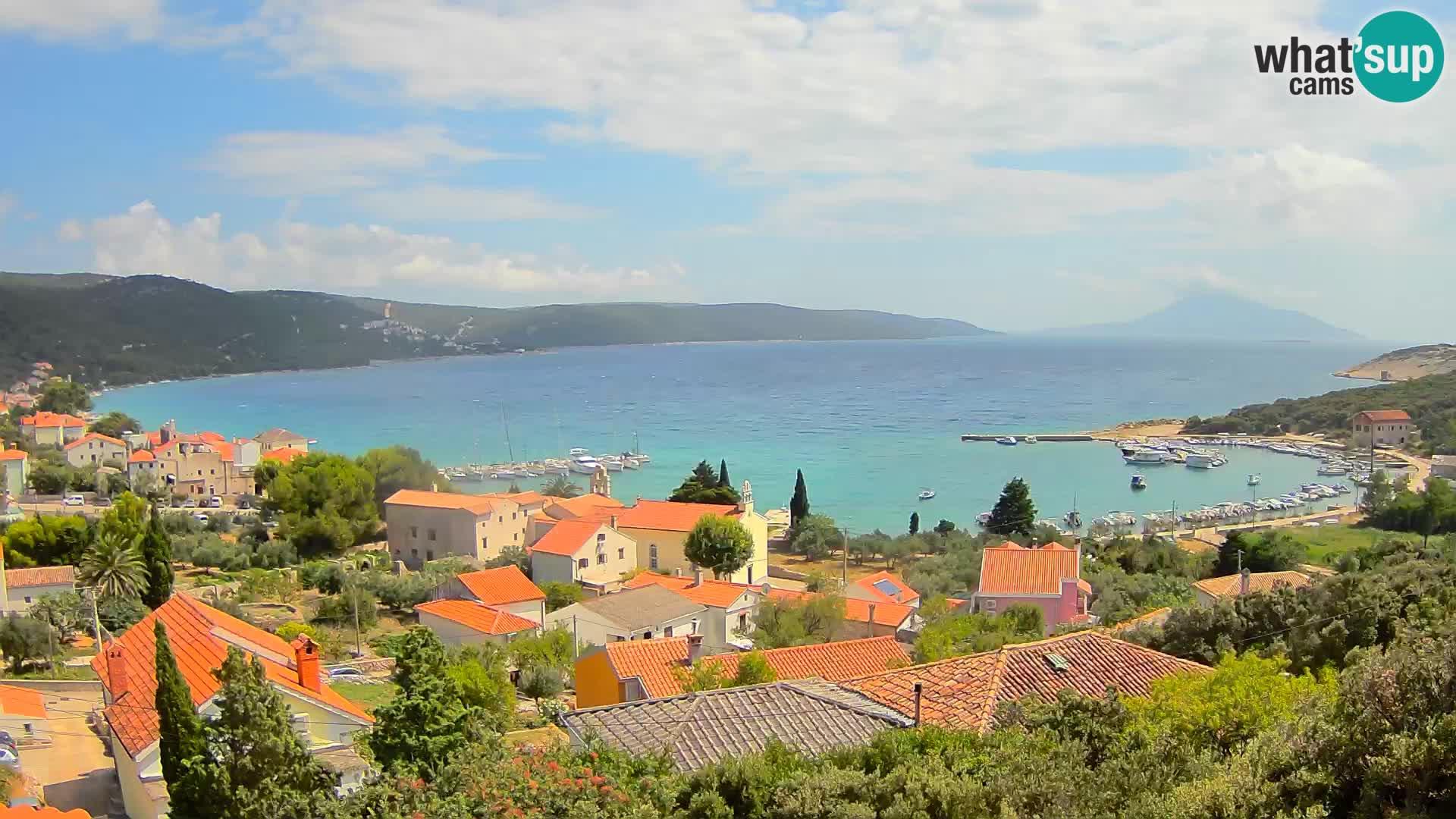 Live webcam Martinšćica – île de Cres – Croatie