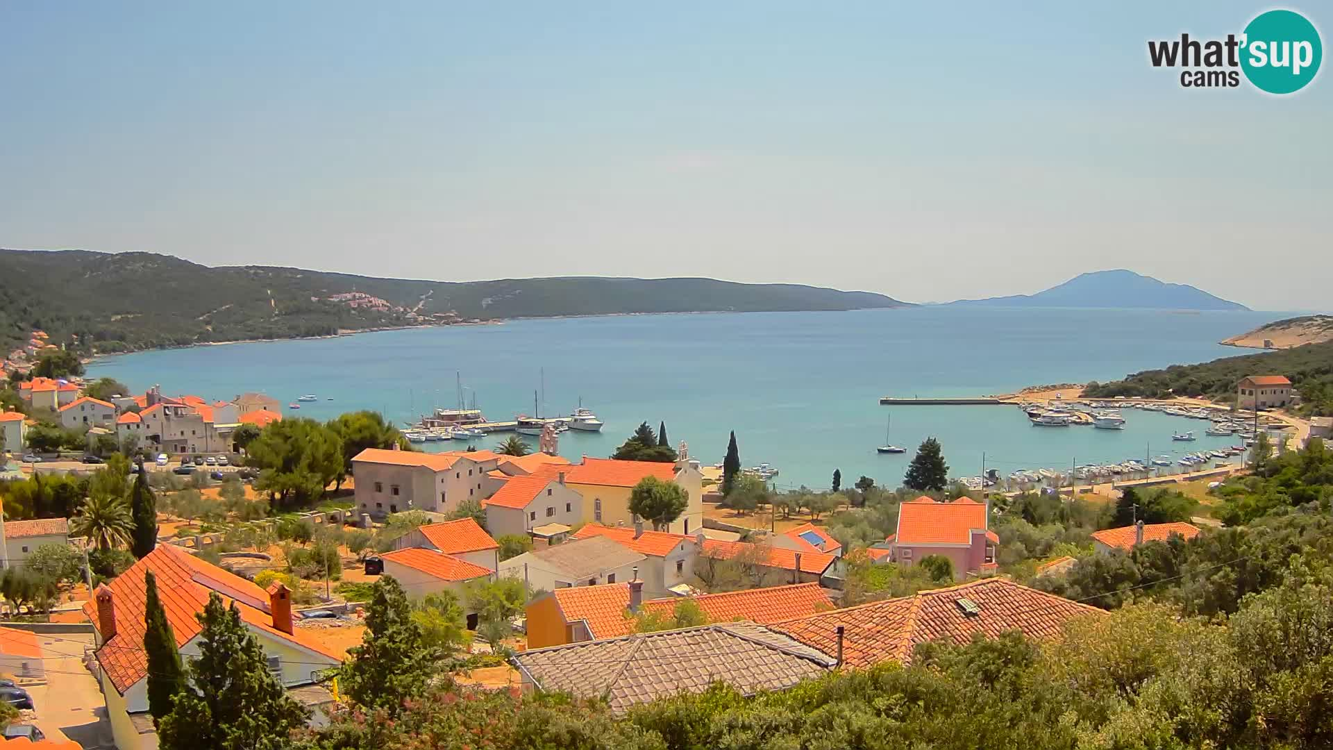 Web kamera uživo Martinšćica – otok Cres – Hrvatska