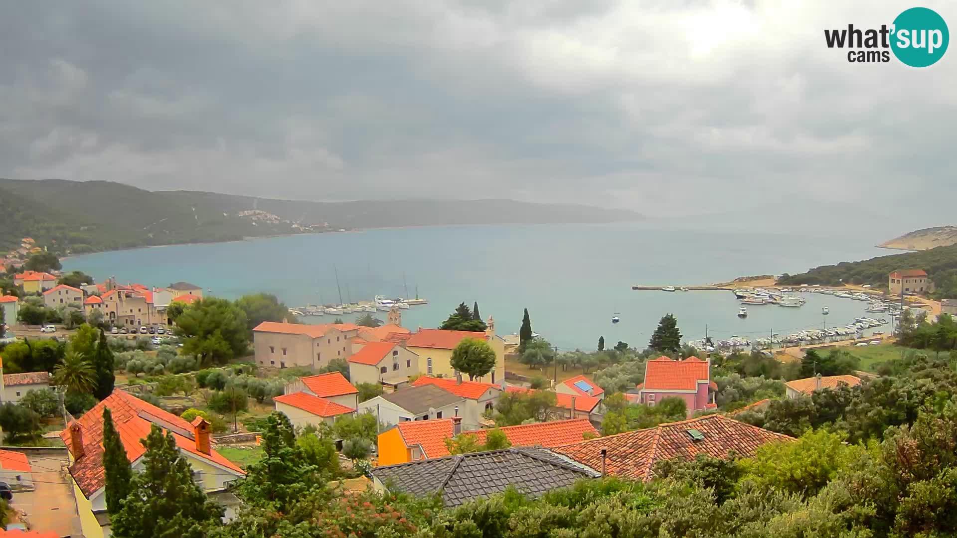 Spletna kamera v živo Martinšćica – otok Cres – Hrvaška