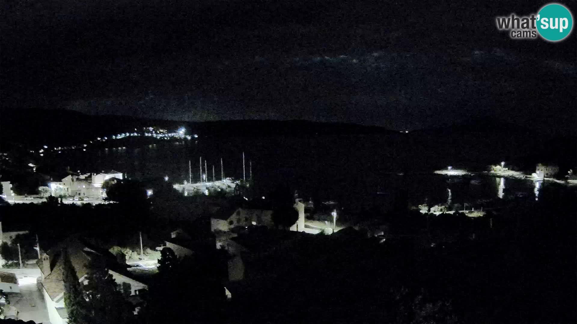 Live Cam Martinšćica – isola di Cres – Cherso webcam Croazia