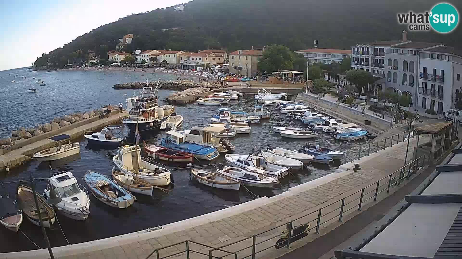 Mošćenička Draga – webcam live