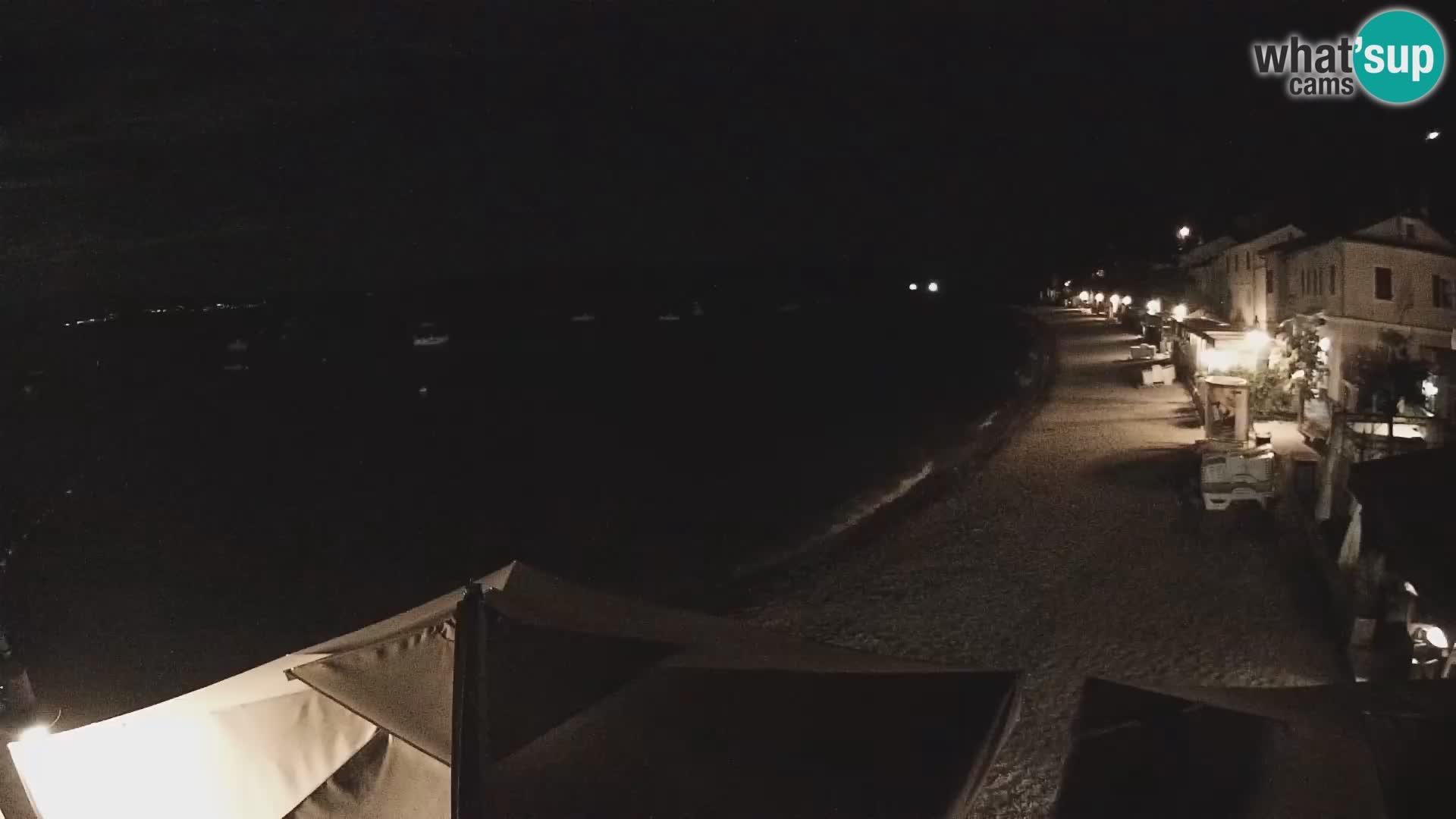 Camera en vivo Mošćenička Draga – Playa