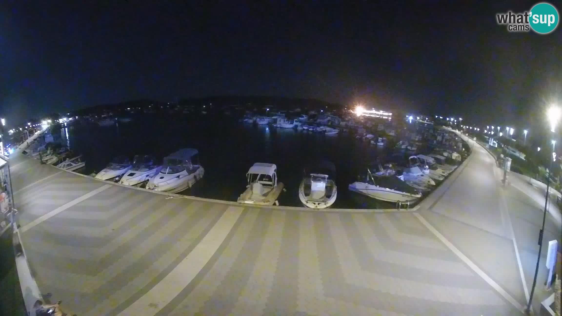 Medulin Webcam LIVE – Marina