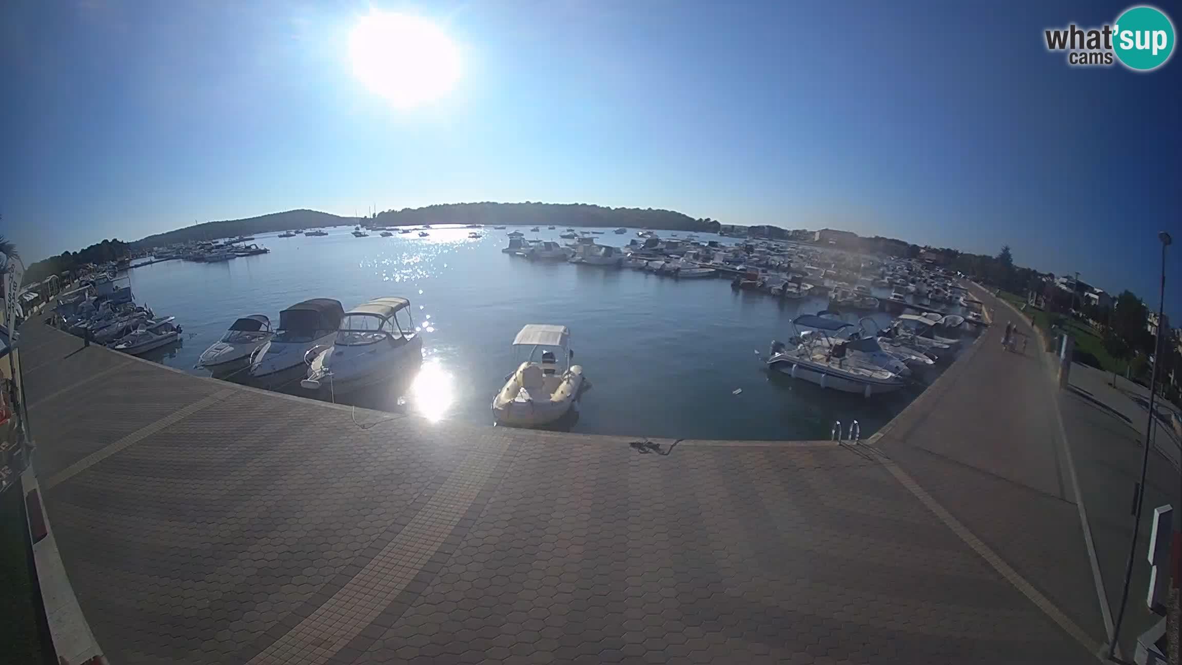 Webcam Live Medulin – Marina