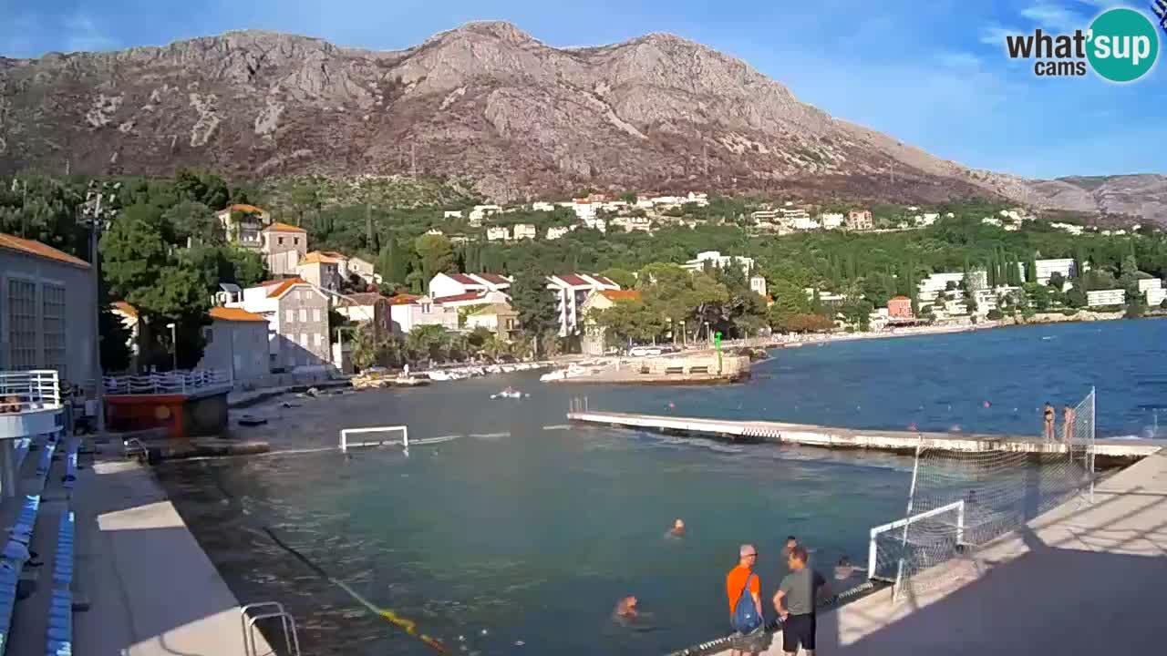 Kamera v živo Mlini – Dubrovnik