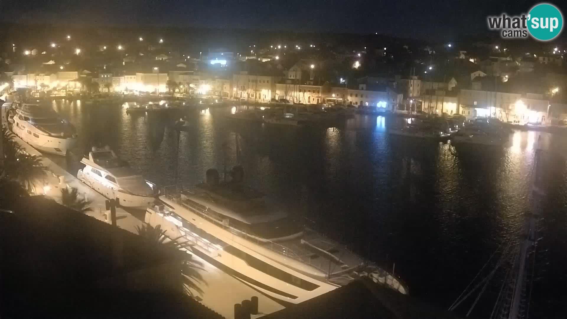 Webcam – Mali Lošinj – Riva Lošinjskih kapetana