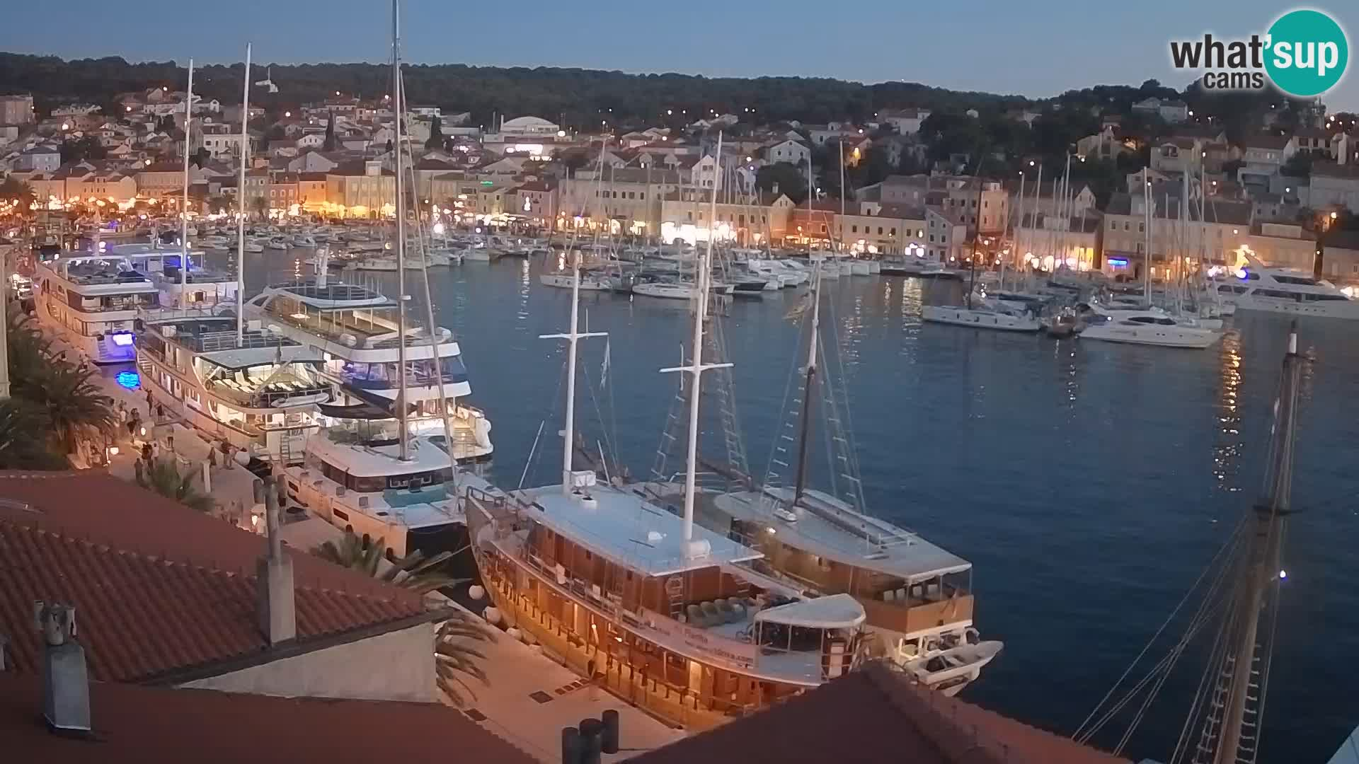 Webcam Mali Lošinj – Riva Lošinjskih kapetana