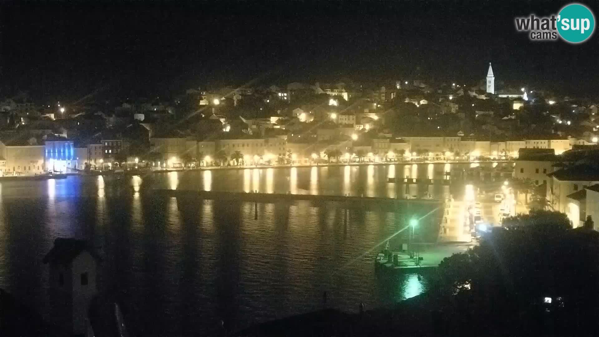 Webcam live Mali Lošinj – Panorama