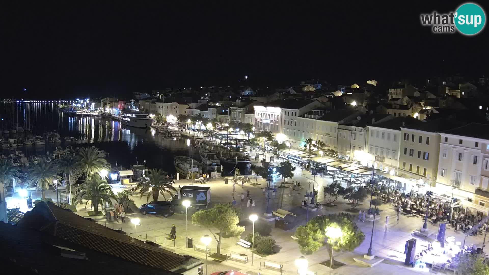 Webcam Mali Lošinj – centrale square