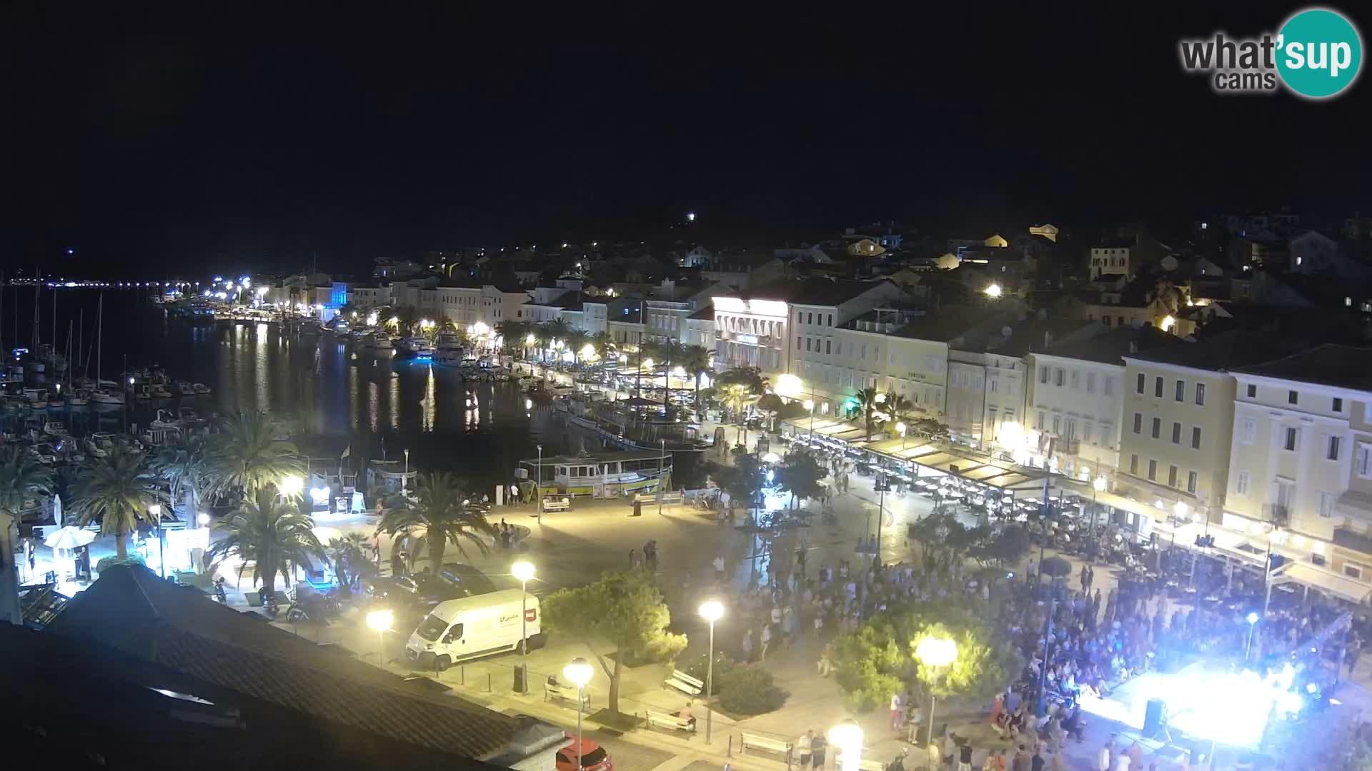 Webcam Mali Lošinj – place principale