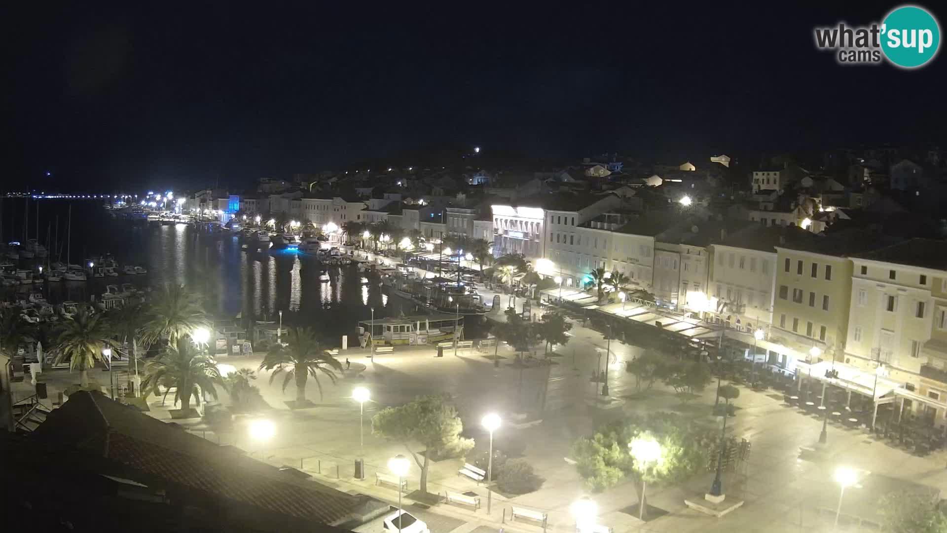 Webcam Mali Lošinj – Platz Republik