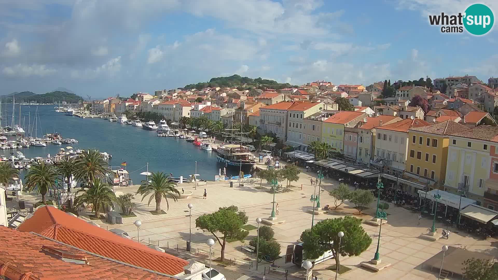 Webcam Mali Lošinj – plaza principal