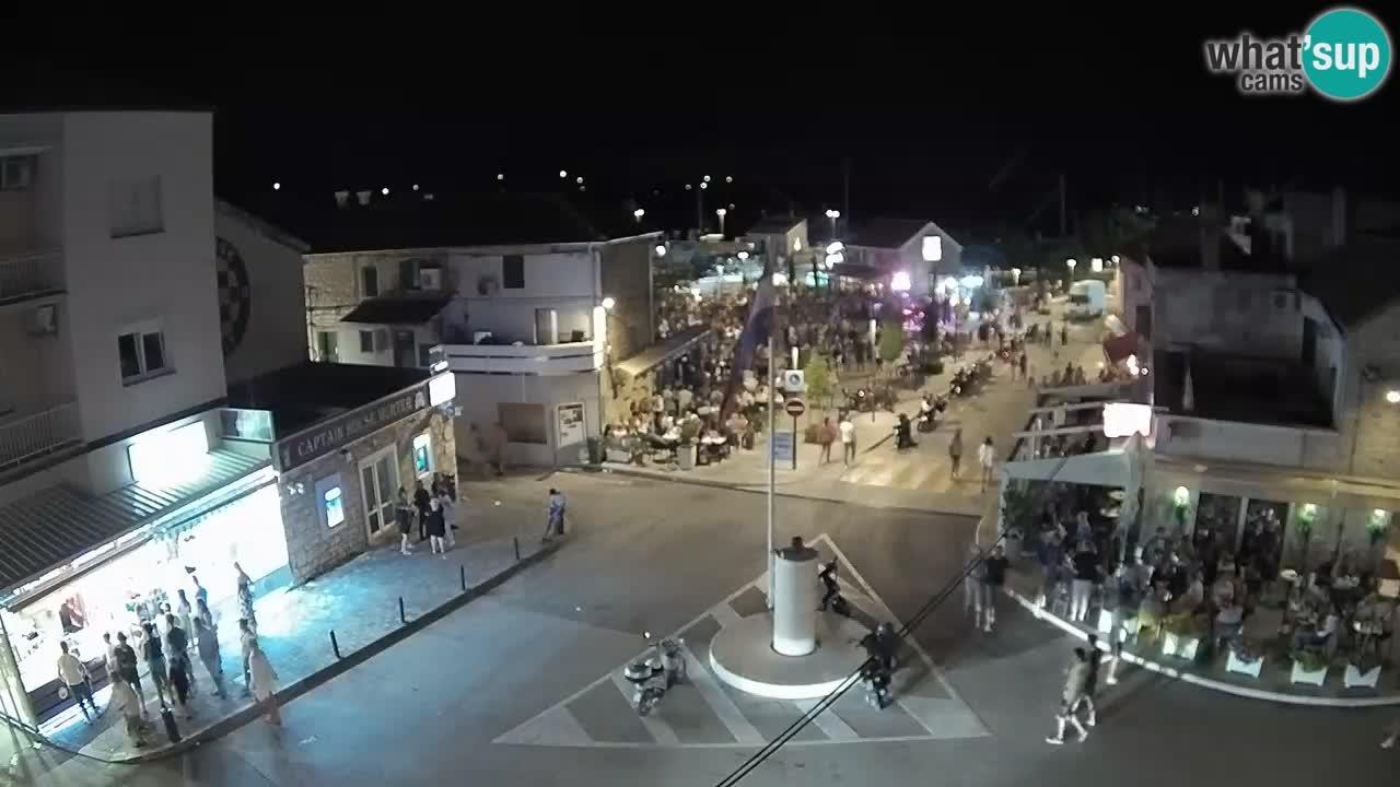 Murter spletna kamera – Dalmacija