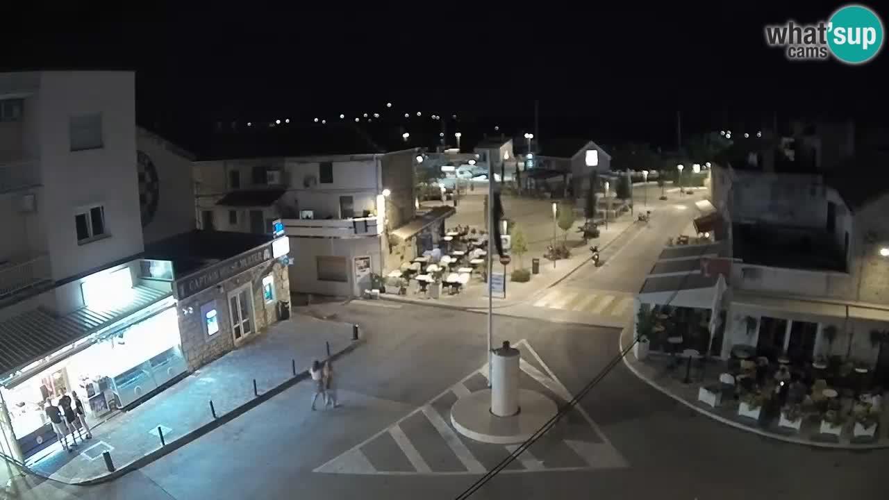 Murter web kamera Dalmacija