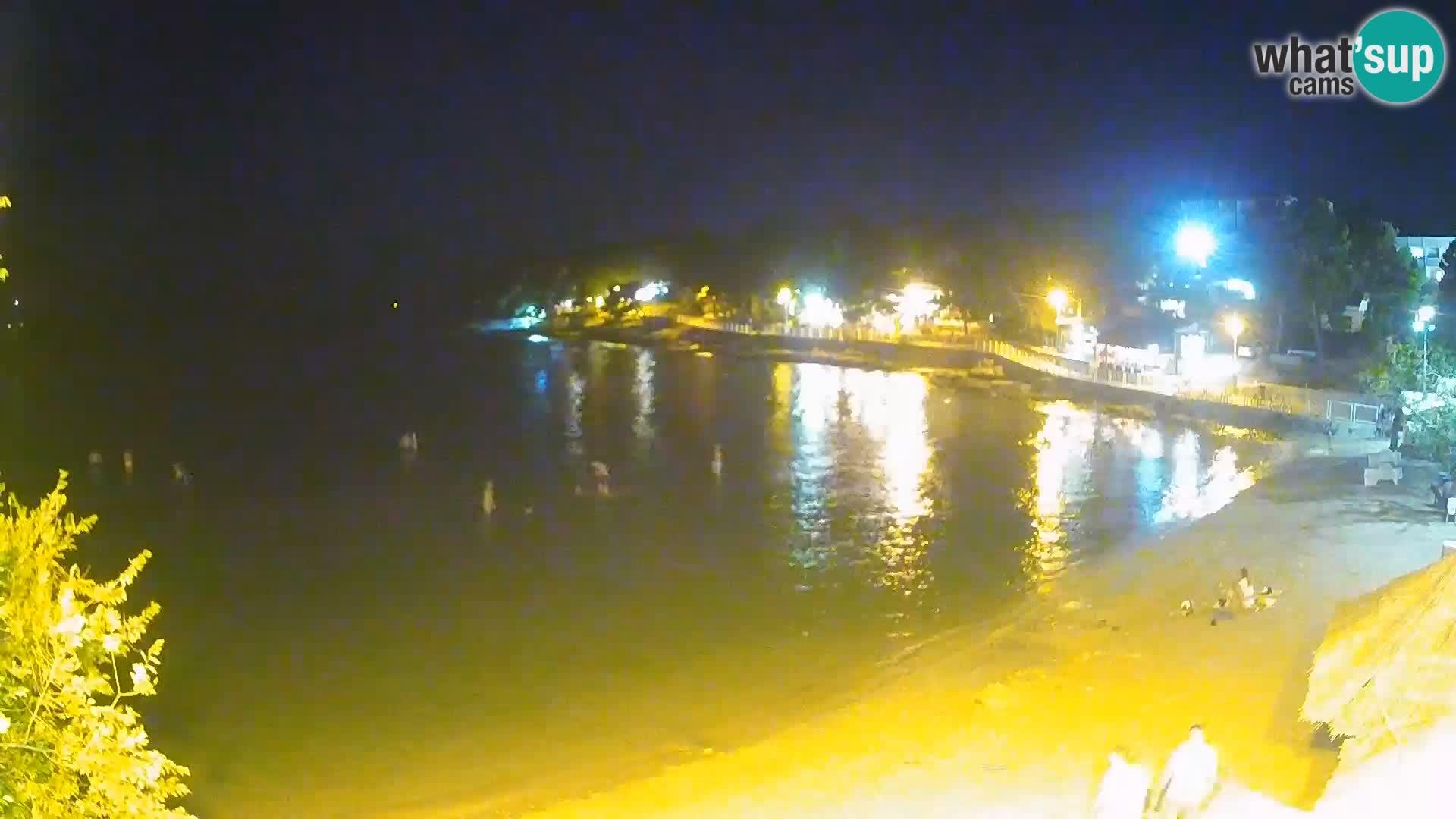 Spiaggia Slanica Morter – Live cam