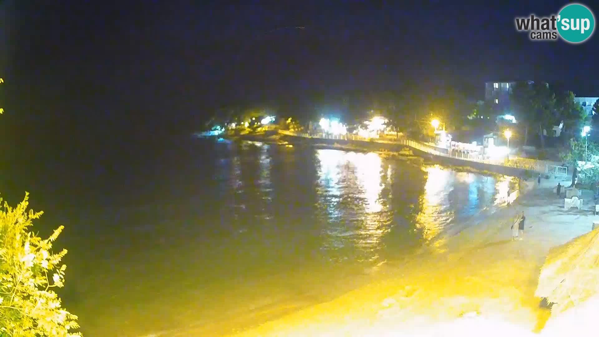 Beach Slanica Murter – Live Cam