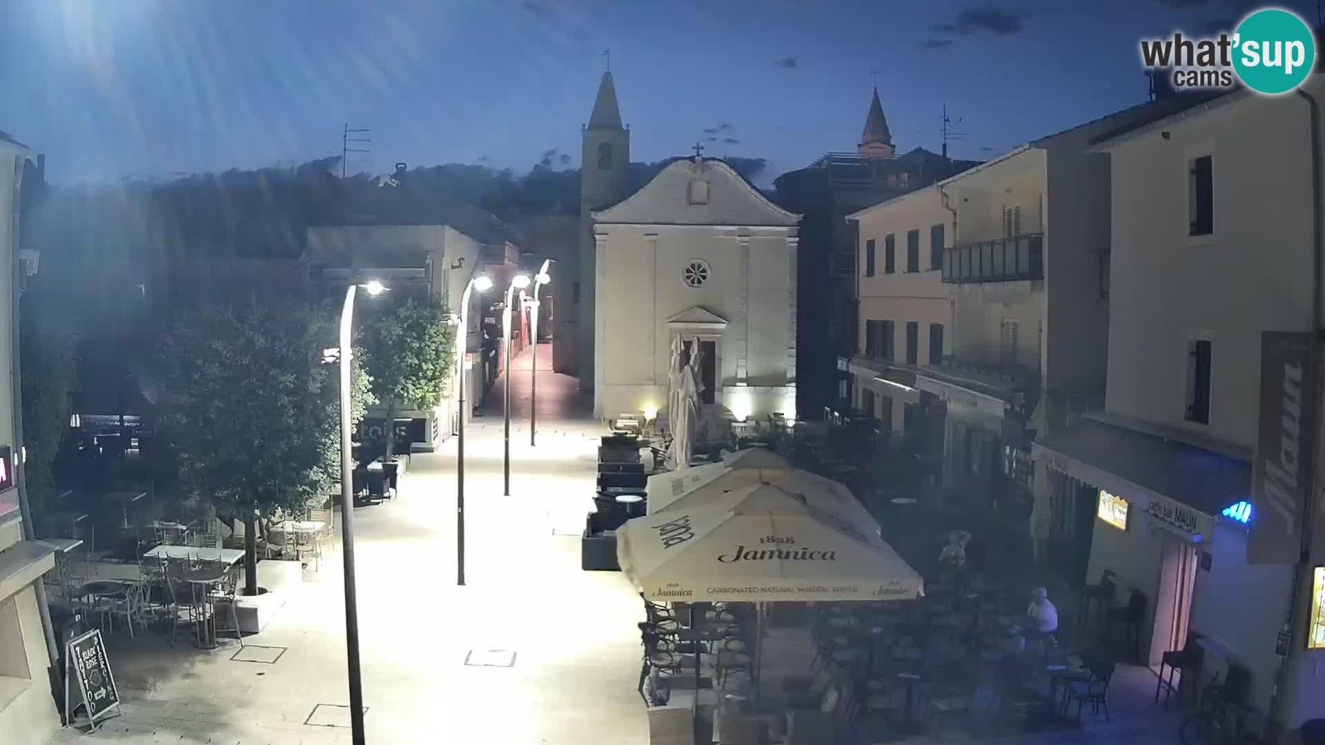 Novalja – Alojzija Stepinca square