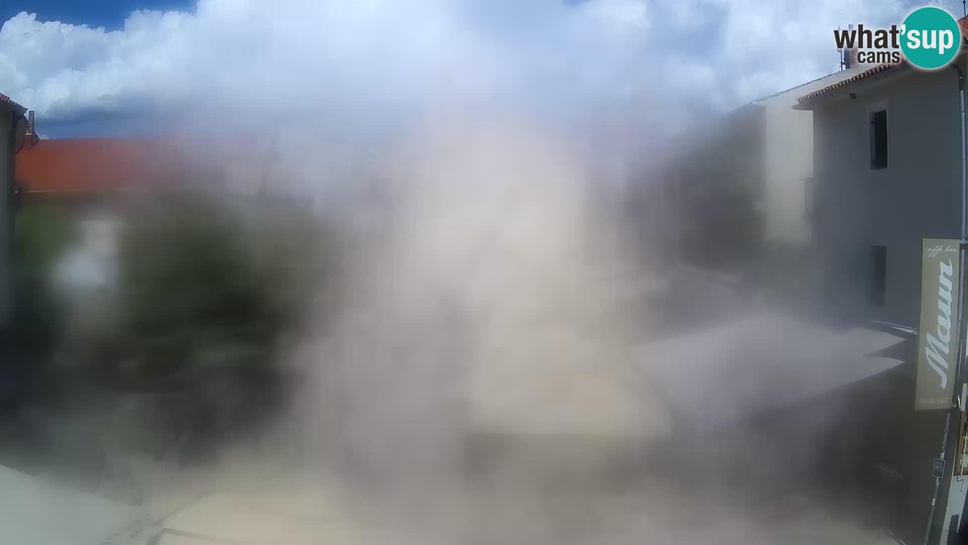 Novalja – plaza Loža