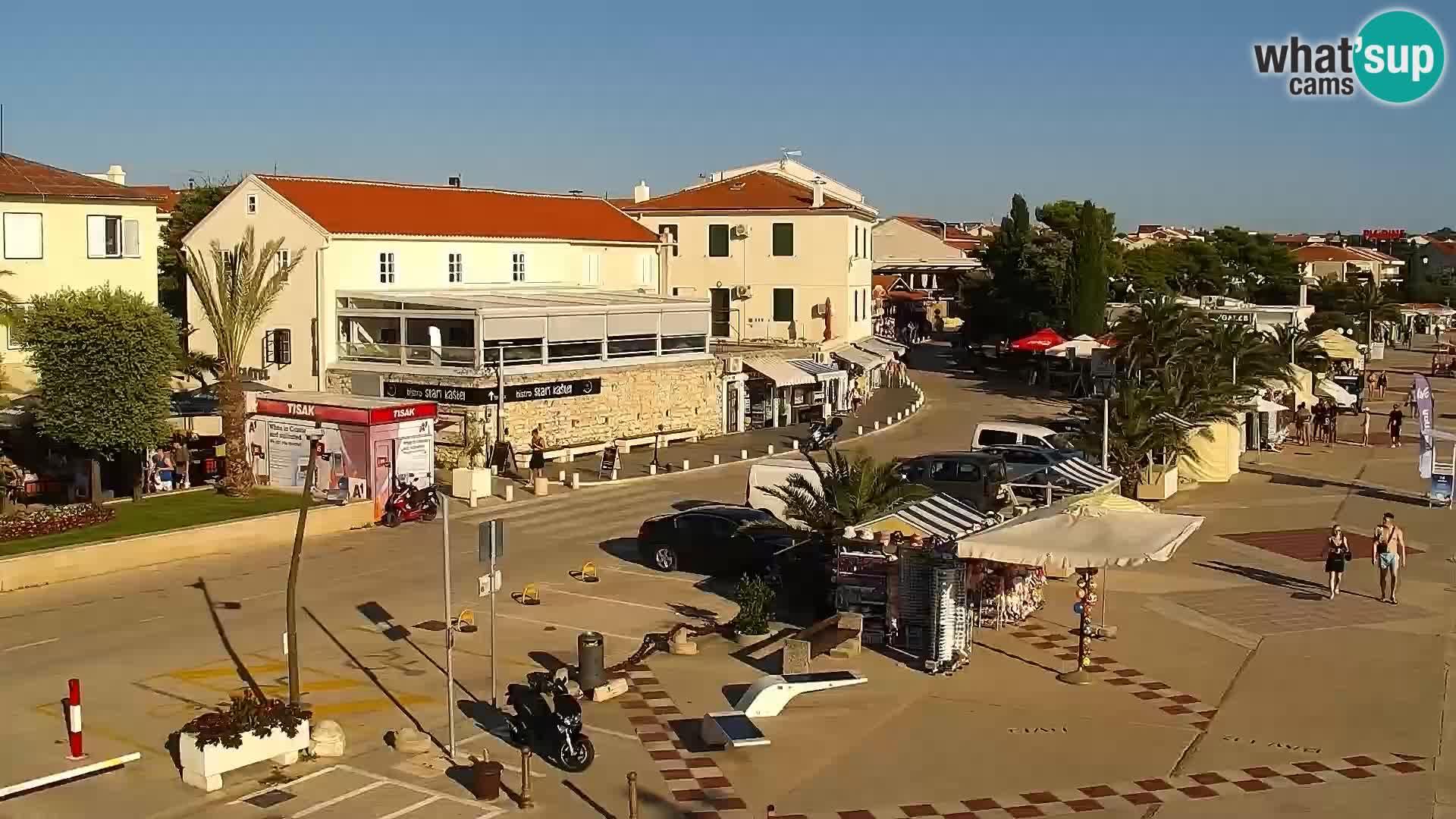 Live webcam Novaglia lungomare