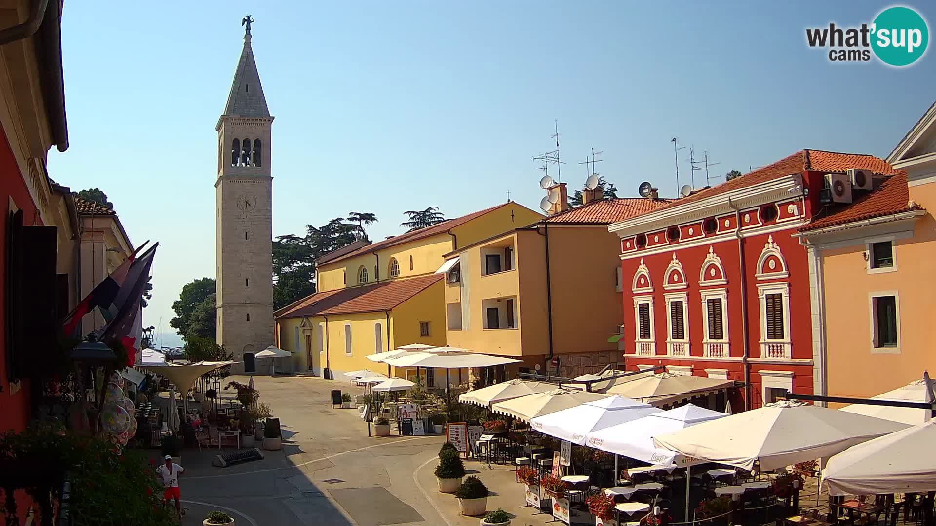 Novigrad – Veliki Trg (gran plaza)