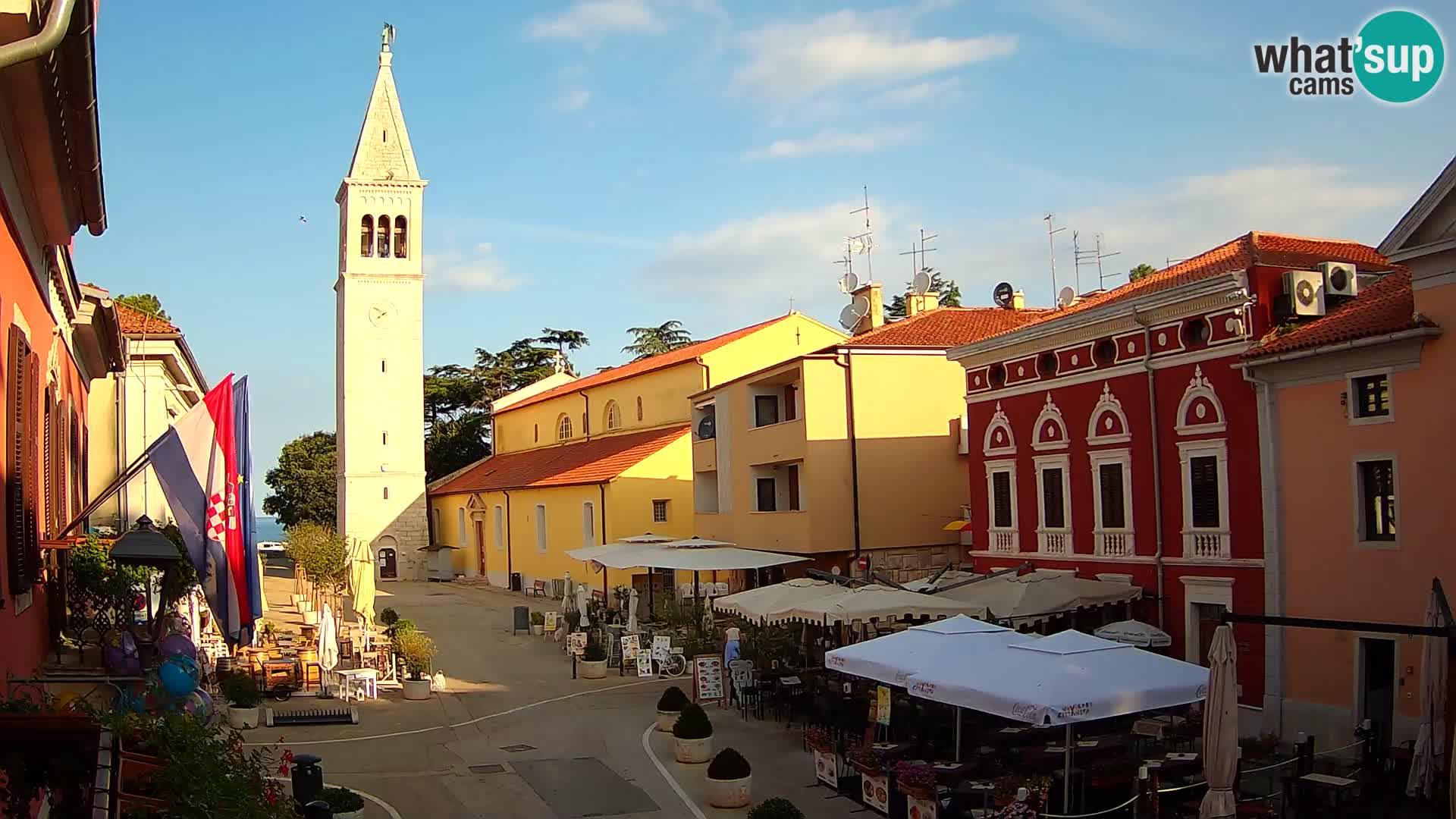 Novigrad – Veliki Trg (großen Platz)