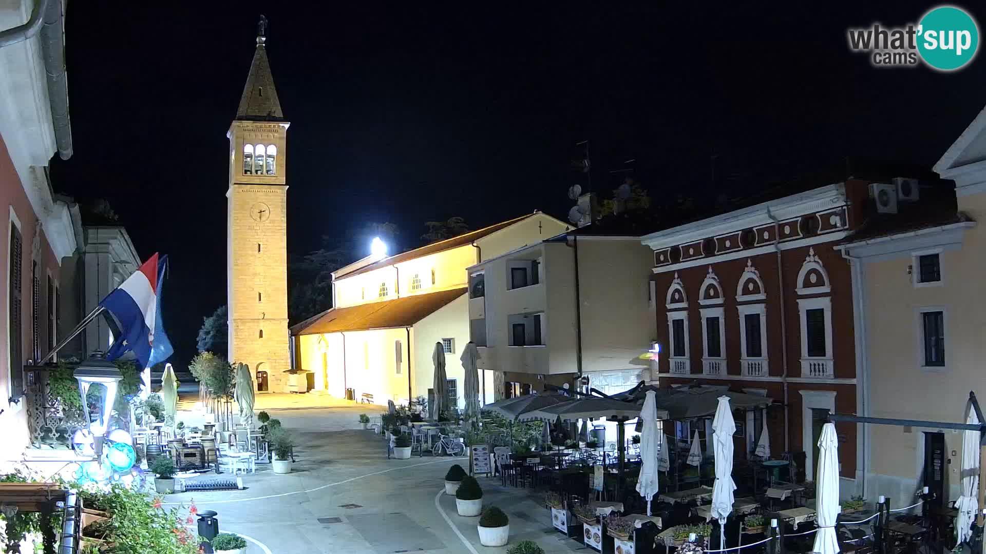 Novigrad – Veliki Trg (grande place)