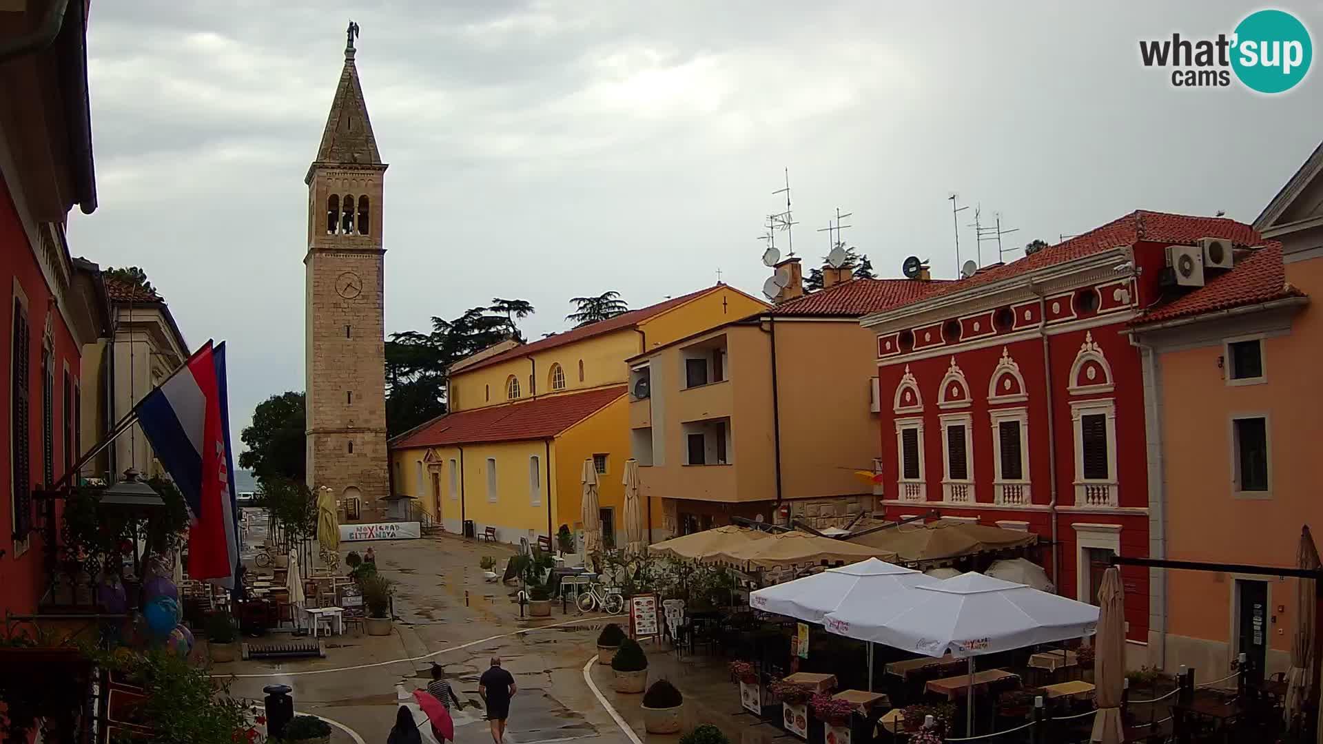 Cittanova – Piazza Grande