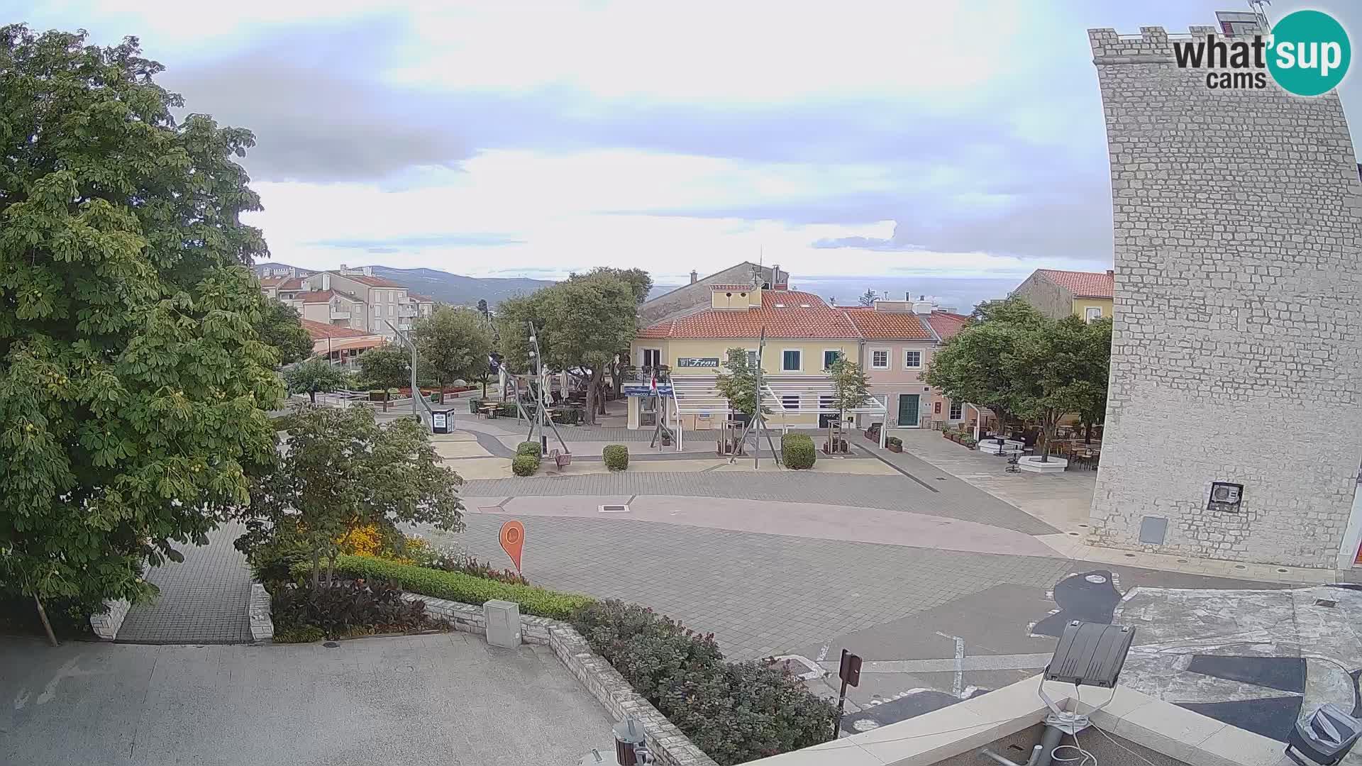 Webcam – Novi Vinodolski – Cours Hrvatskih Branitelja