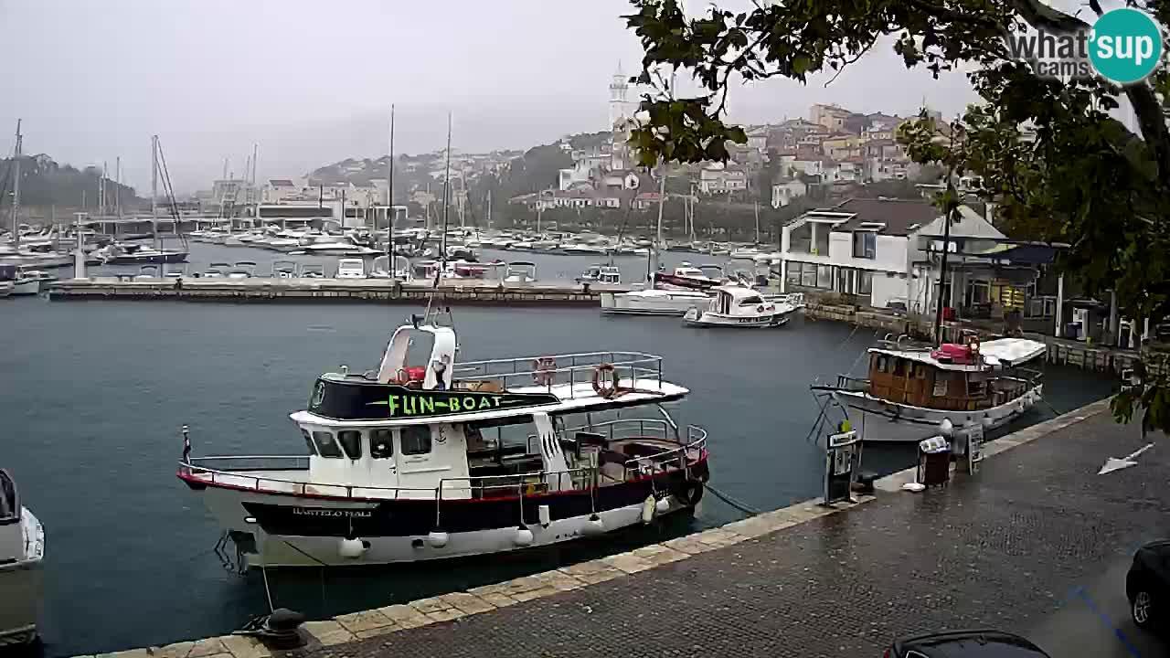 Webcam – Puerto de Novi Vinodolski