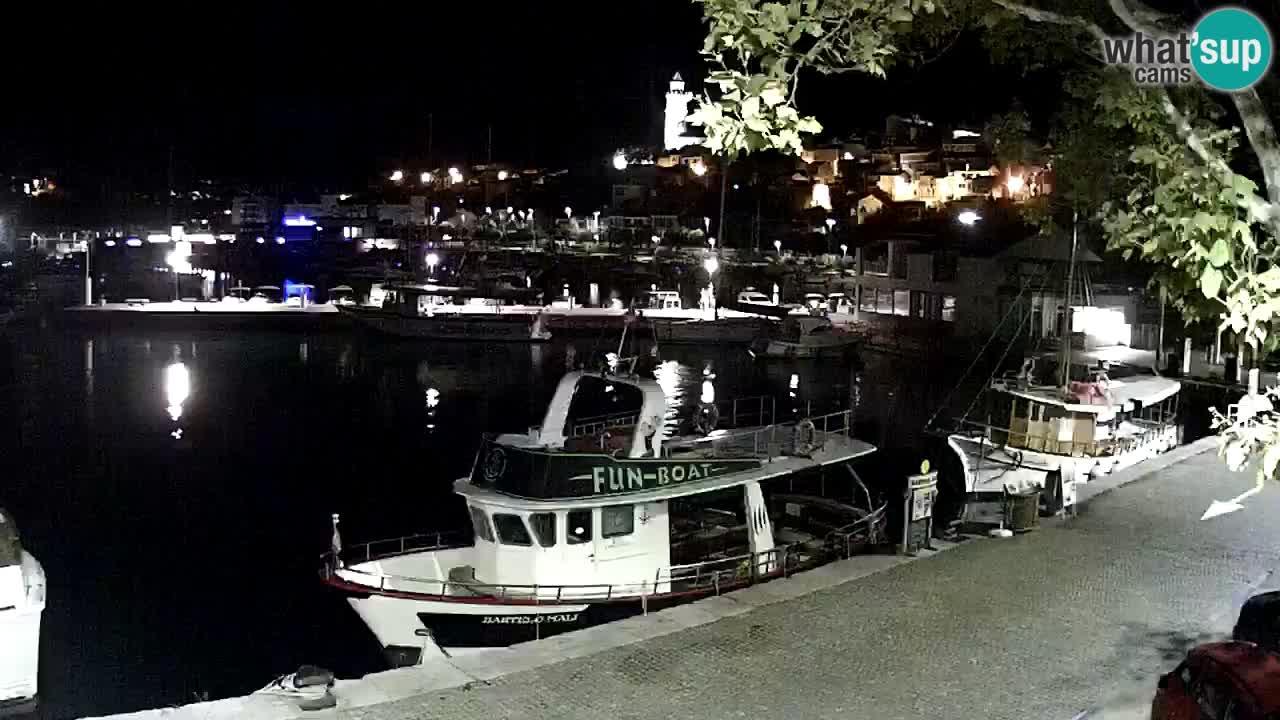 Webcam – Novi Vinodolski port