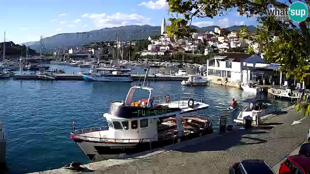 Webcm – Novi Vinodolski Hafen