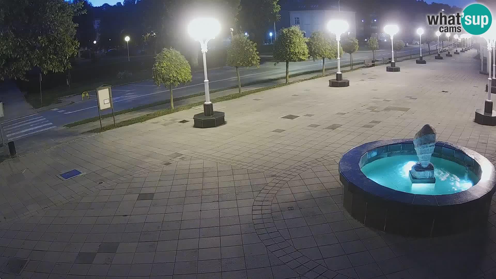 LIVE Webcam Grad Novska