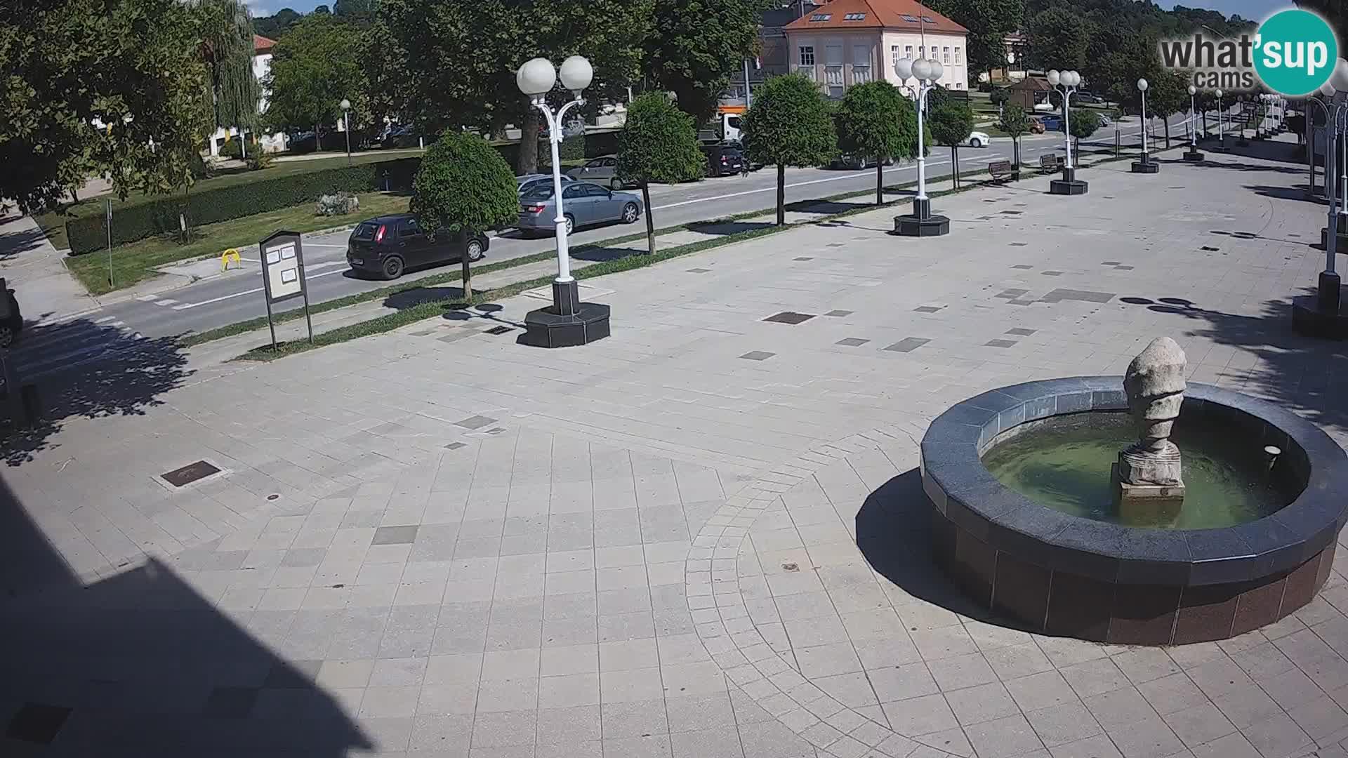 Webcam live Grad Novska