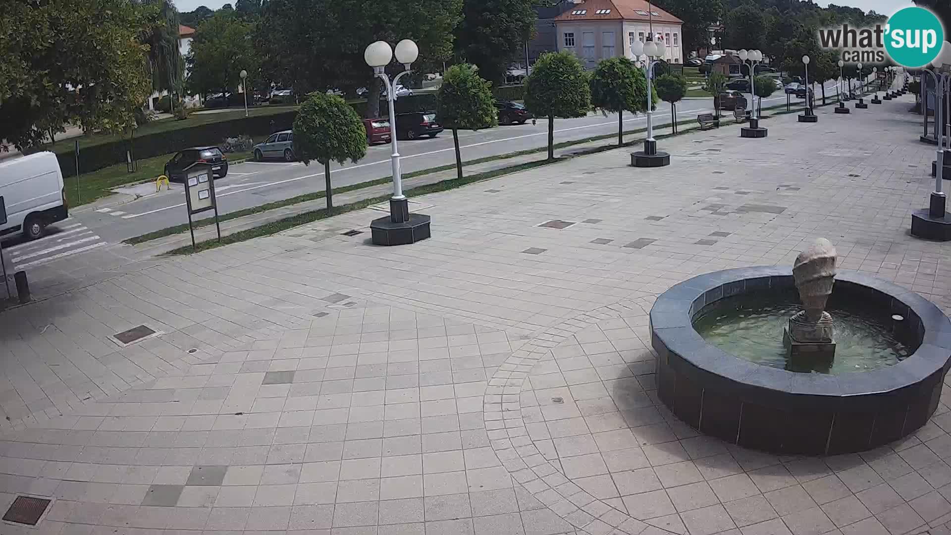 Kamera v živo Grad Novska