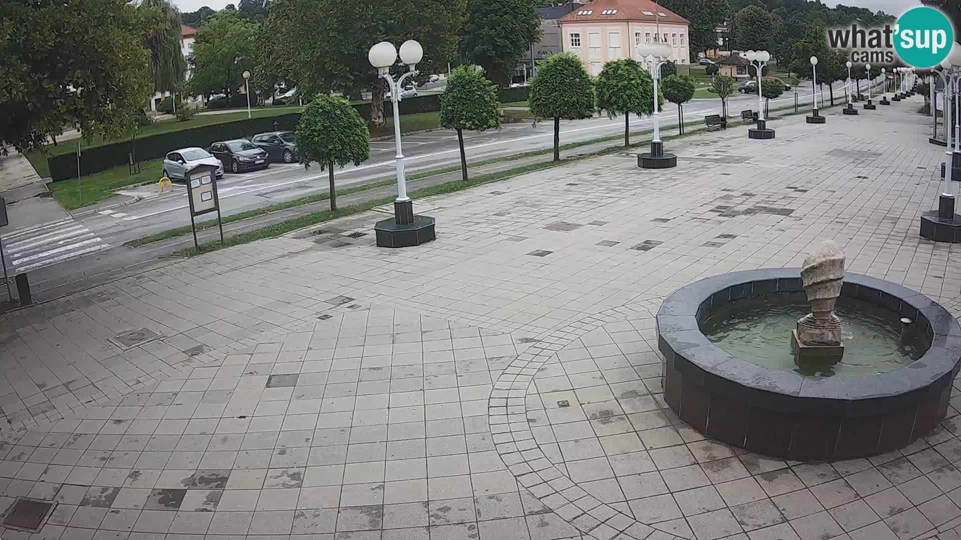 Web Kamera Grad Novska