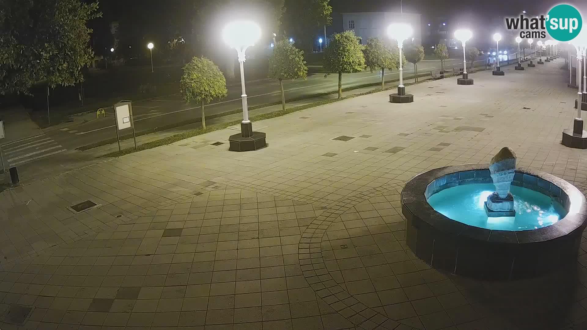 Camera en vivo Grad Novska