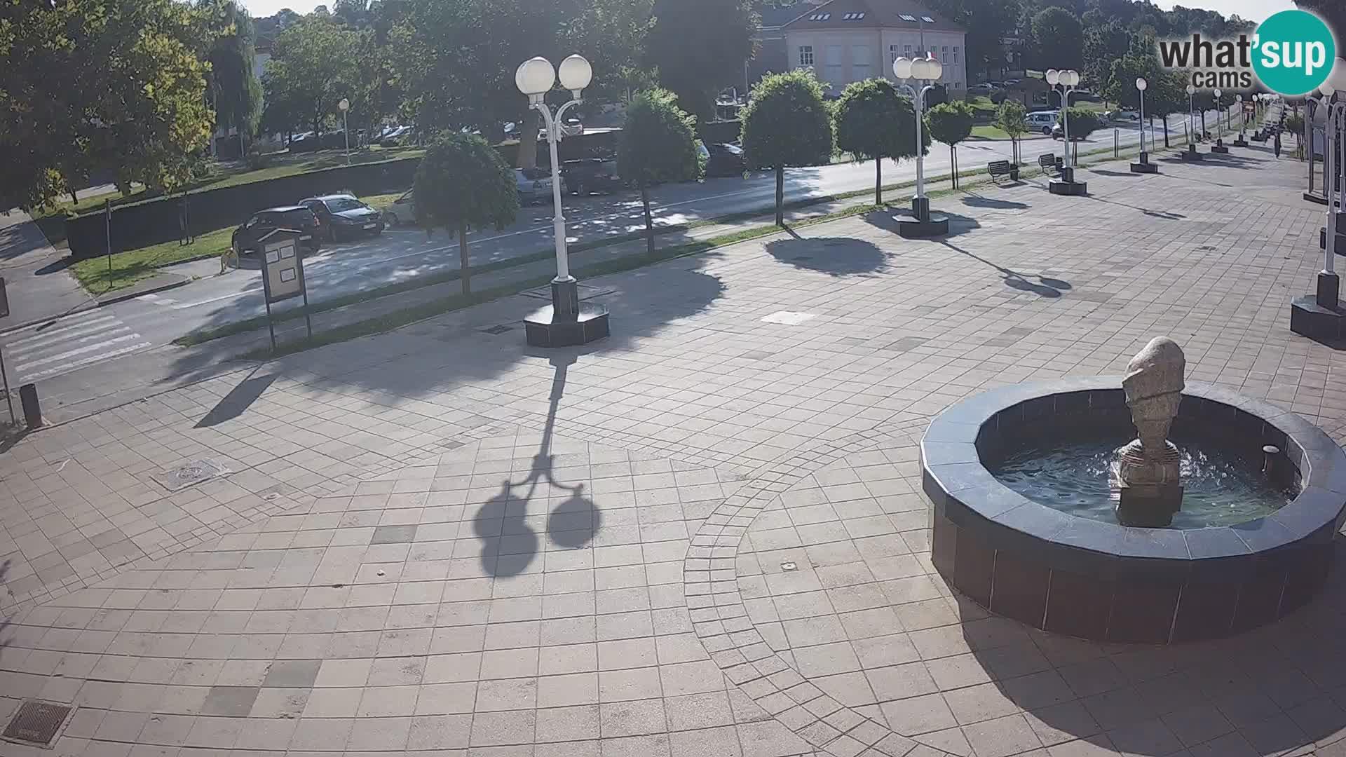 Webcam Grad Novska