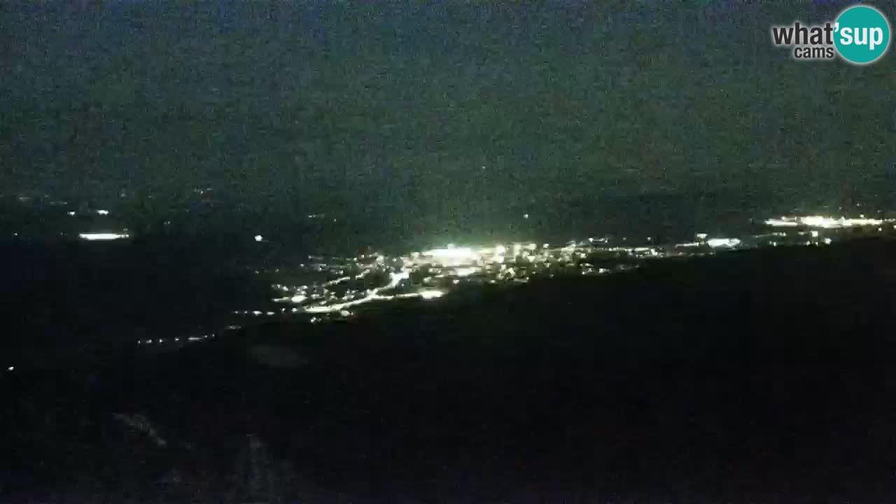 Panoramski pogled s Kleka