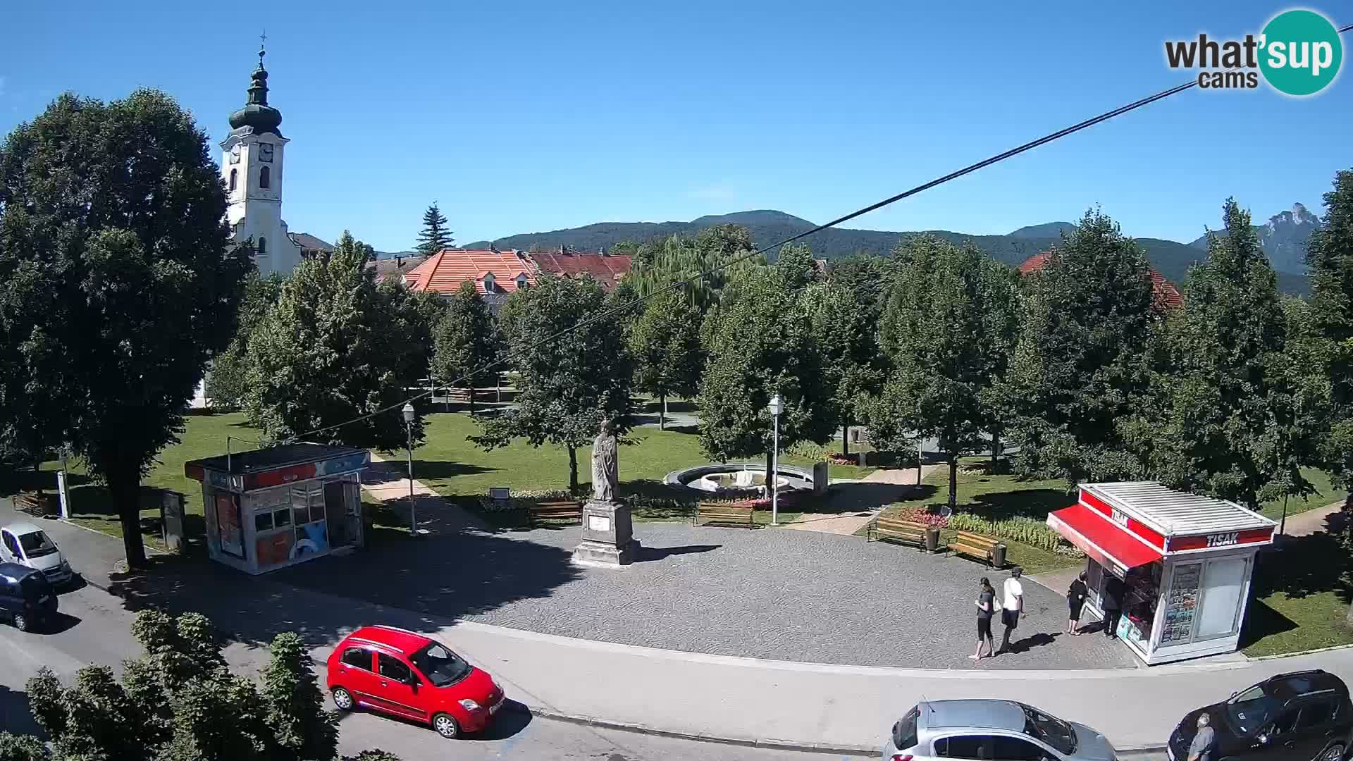 Ogulin webcam