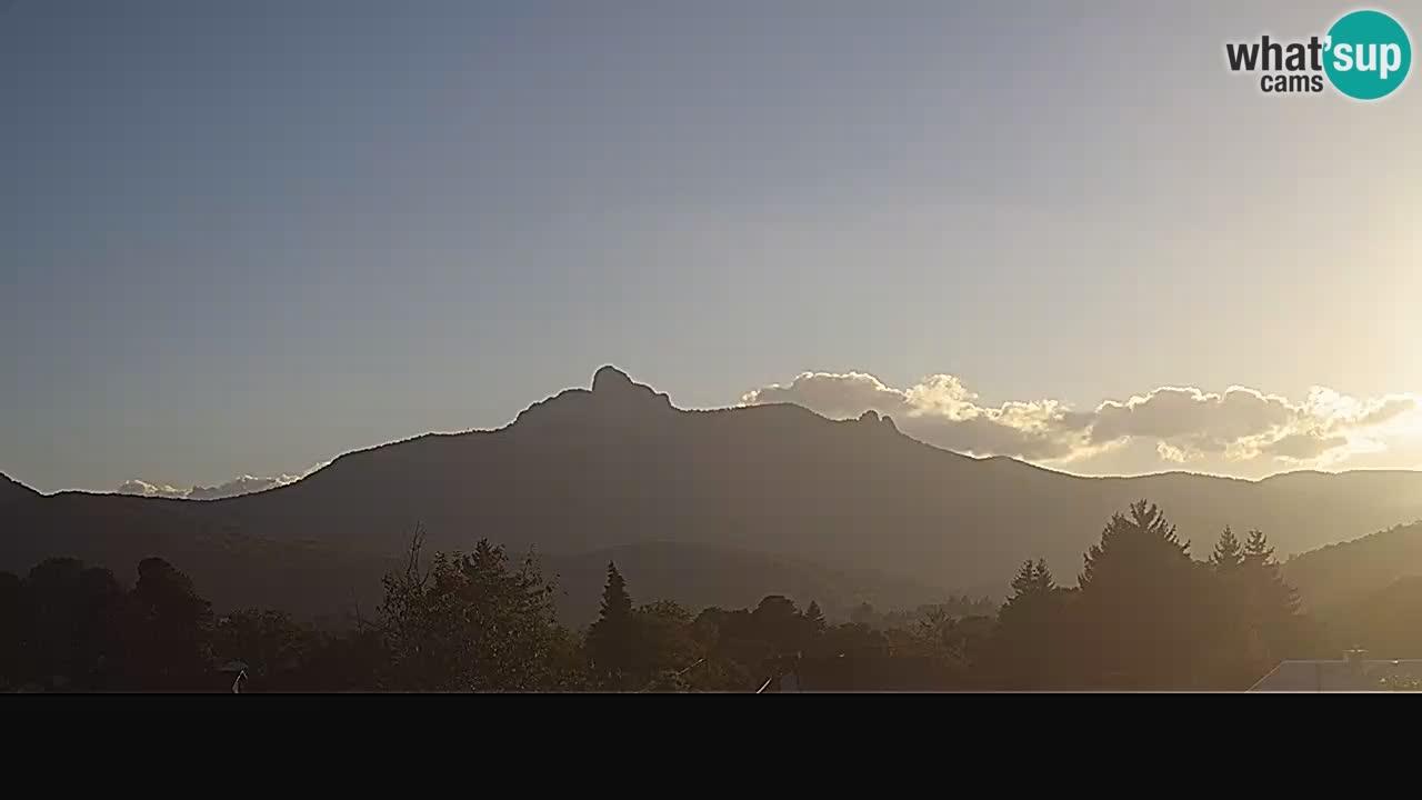 Ogulin webkamera panorama